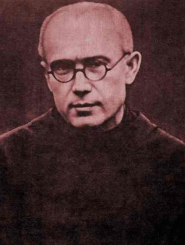 São Maximiliano Maria Kolbe - Jovem