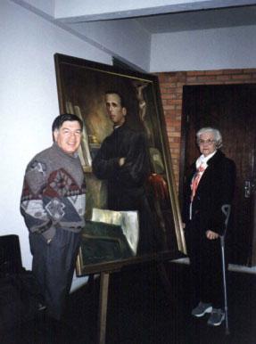 Ivan PY3IDR e Vovó Alda PP5ASN