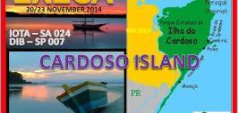 Expedição à Ilha do Cardoso, IOTA SA-024