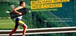 Faltam 10 dias para o Iron Ham 2014 - Radioamador, Radioamadorismo