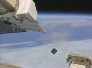 Satélite brasileiro é lançado no espaço