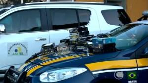 PRF detém 36 caminhoneiros com rádios clandestinos