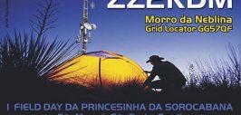 I° Field Day no Morro da Neblina
