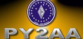 PY2AA funcionando a energia solar